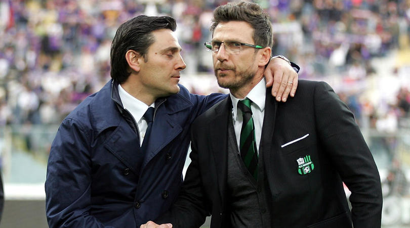 迪弗朗西斯科打趣:想和塞维利亚会师欧冠决赛