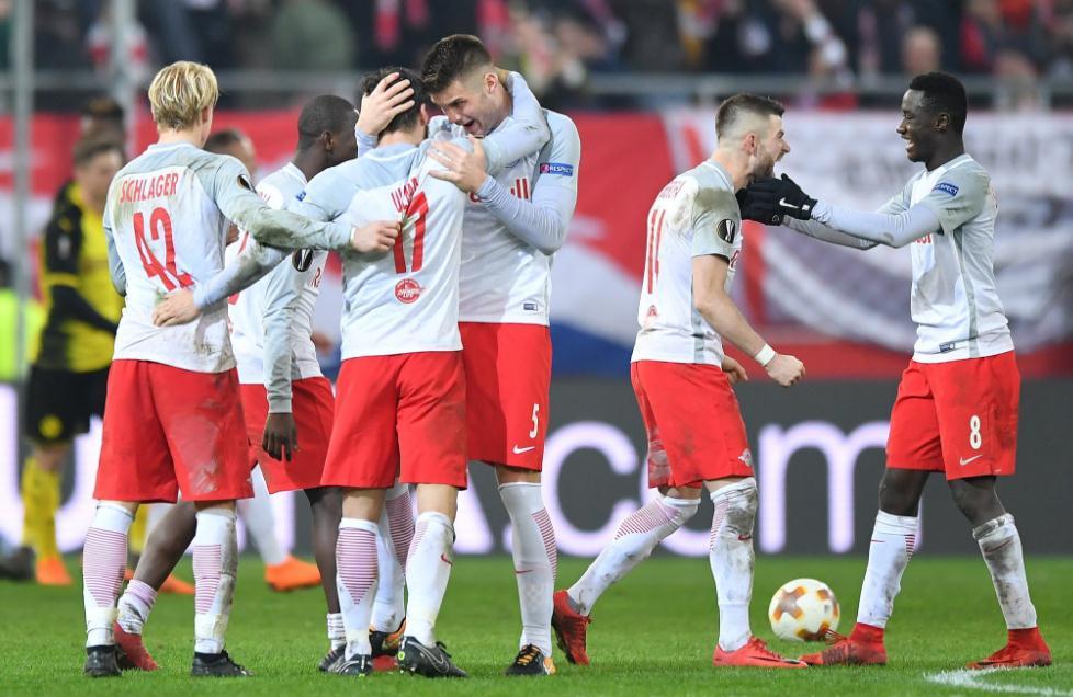 萨尔茨堡主帅:骄傲能够晋级,8强希望碰阿森纳