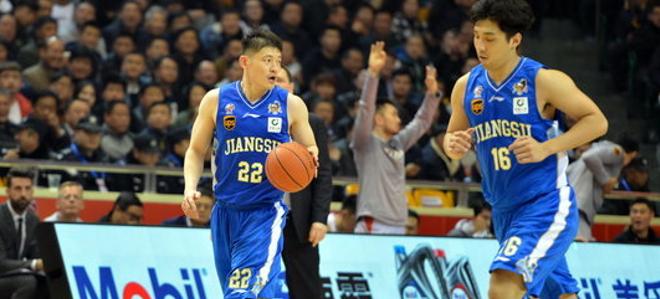 陈磊:年轻球员要在季后赛学到东西