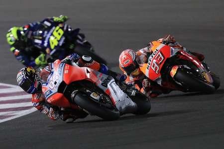 MotoGP揭幕战落幕,杜卡迪多维拔得头筹