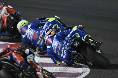[MotoGP]卡塔尔揭幕,铃木一喜一忧