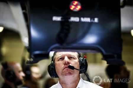 扎克-布朗将因巴瑟斯特1000缺席F1日本站