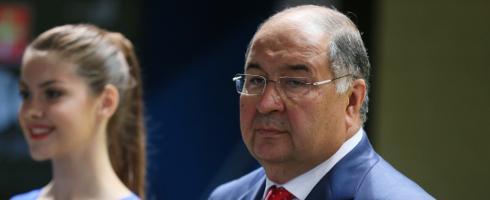 发言人:乌斯曼诺夫无意收购AC米兰