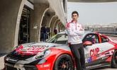 专访武大靖:赛车和速滑一样,需要坚持和全身心地专注