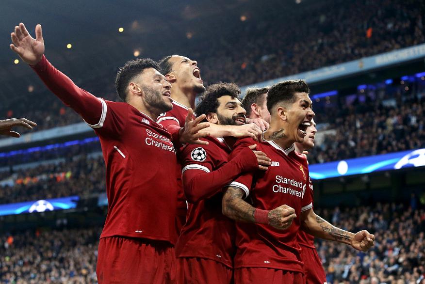 队史首次!利物浦在欧战赛事中客场击败本国球