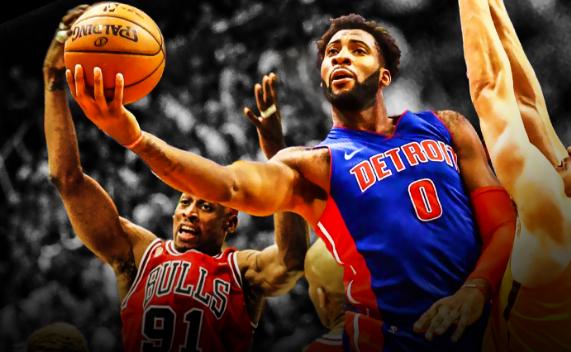 德拉蒙德本赛季场均16篮板,96-97赛季罗德曼后首人
