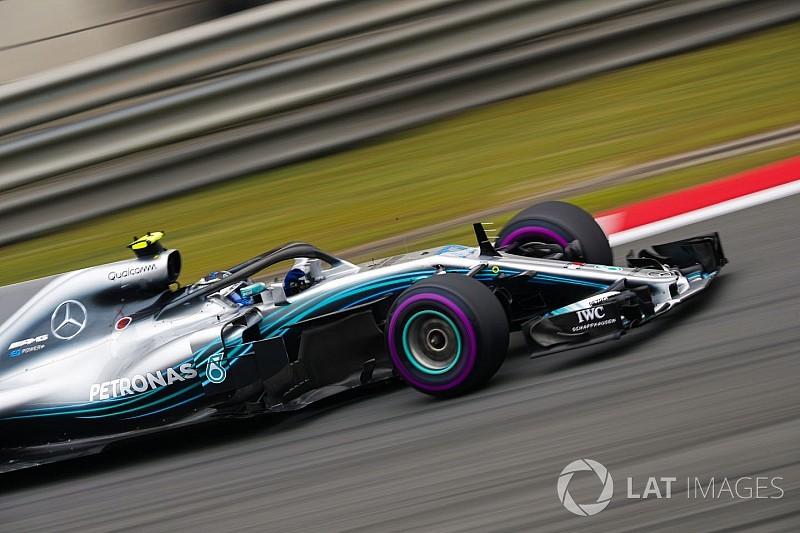 梅赛德斯分析排位失利:轮胎根本没有速度