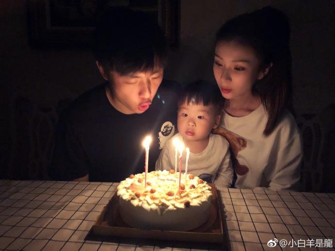 郑龙30岁生日感言:感谢家人陪伴,感谢恒大