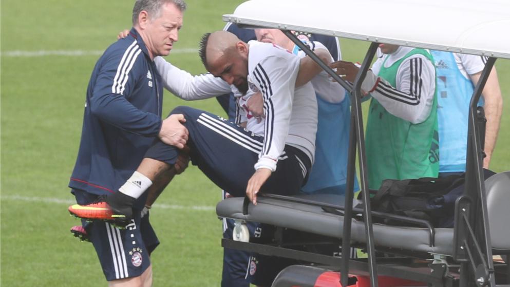 赛季报销?海帅:比达尔将暂时离队接受检查治疗