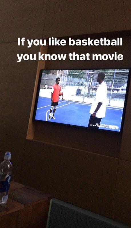 内托晒电影截图:如果你爱篮球,那你该知道这部电影