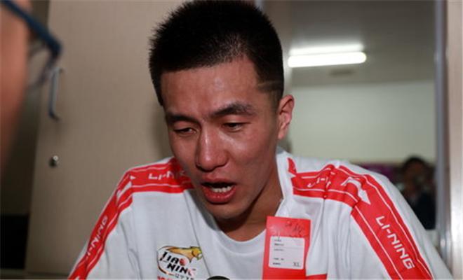 郭艾伦夺冠后痛哭:没人说我好,靠努力走到今天