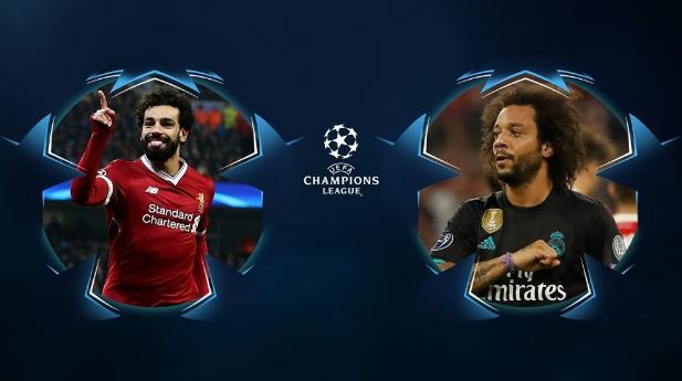 本周欧冠最佳球员提名:萨拉赫对决马塞洛
