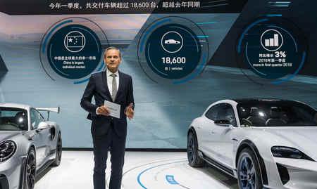 亚洲首发,保时捷在北京车展带来了4辆车