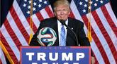 国际足联回应特朗普:禁止政治因素影响世界杯申办