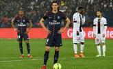 姆巴佩好球被吹卡瓦尼争议点球+头球破门,巴黎主场2-2甘冈