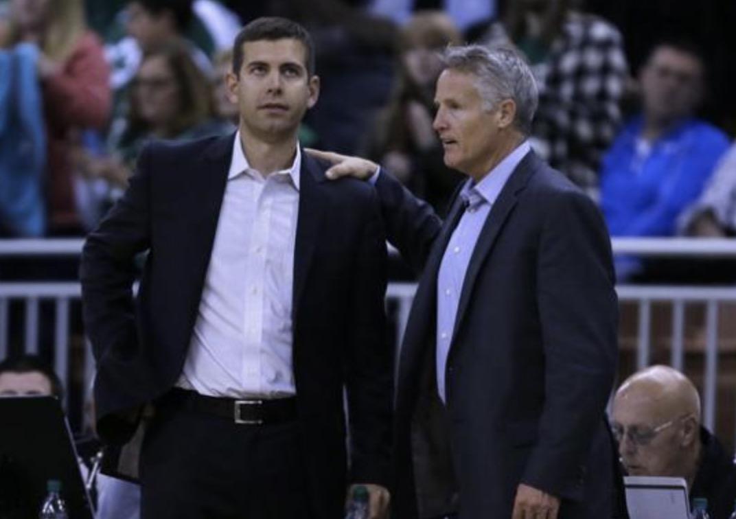 史蒂文斯:布雷特-布朗是名十分出色的篮球教练