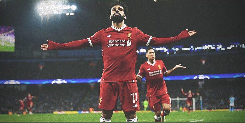 官方:萨拉赫获评英超记者协会赛季最佳球员