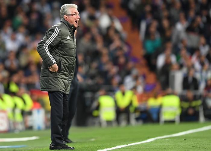 海帅:拜仁虽输球,但踢出最近几年最好的比赛