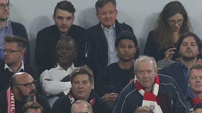 父亲:格纳布里还没有放弃世界杯的希望