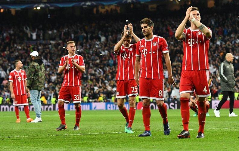 为买人添资本?德媒:拜仁本赛季欧冠收入近1亿欧