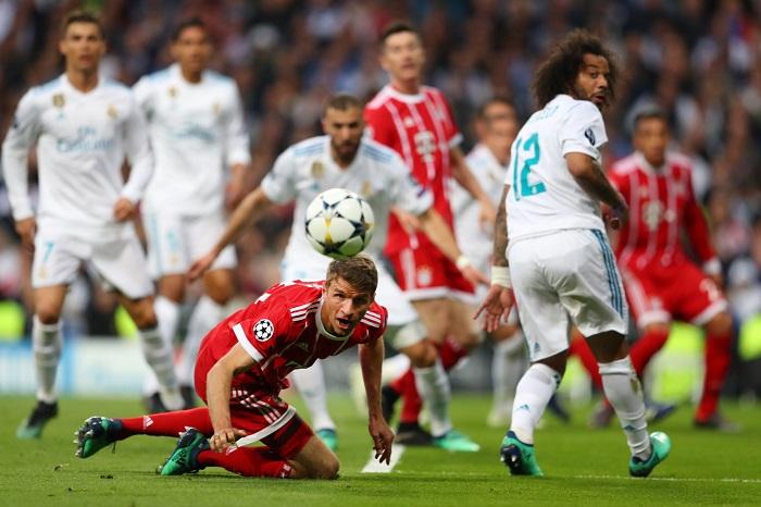 德甲克星!皇家马德里连续7次欧冠淘汰赛击败德甲球队