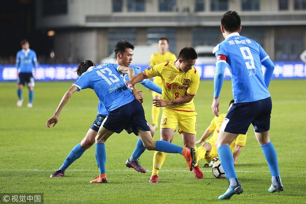 创造历史!四川九牛成首支晋级足协杯八强的中乙球队