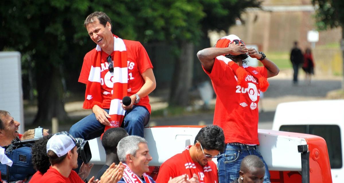 热尔维尼奥:感激鲁迪-加西亚,他就像我的家人一样