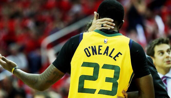 罗伊斯-奥尼尔:我会努力打球,并且打出自信