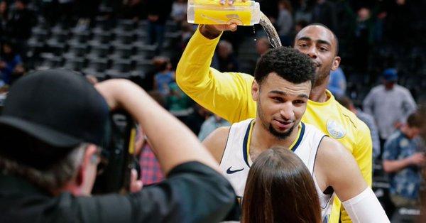 贾马尔-默里可能将代表掘金参加今年NBA乐透抽签