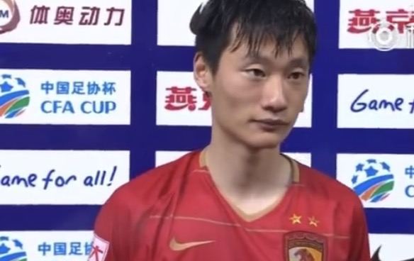 唐诗:被扳平非常遗憾,最后时刻注意力下降导致丢球