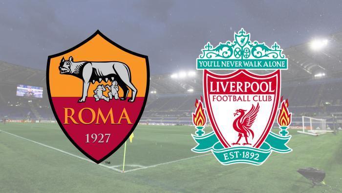 罗马vs利物浦首发:红军进攻三叉戟领衔