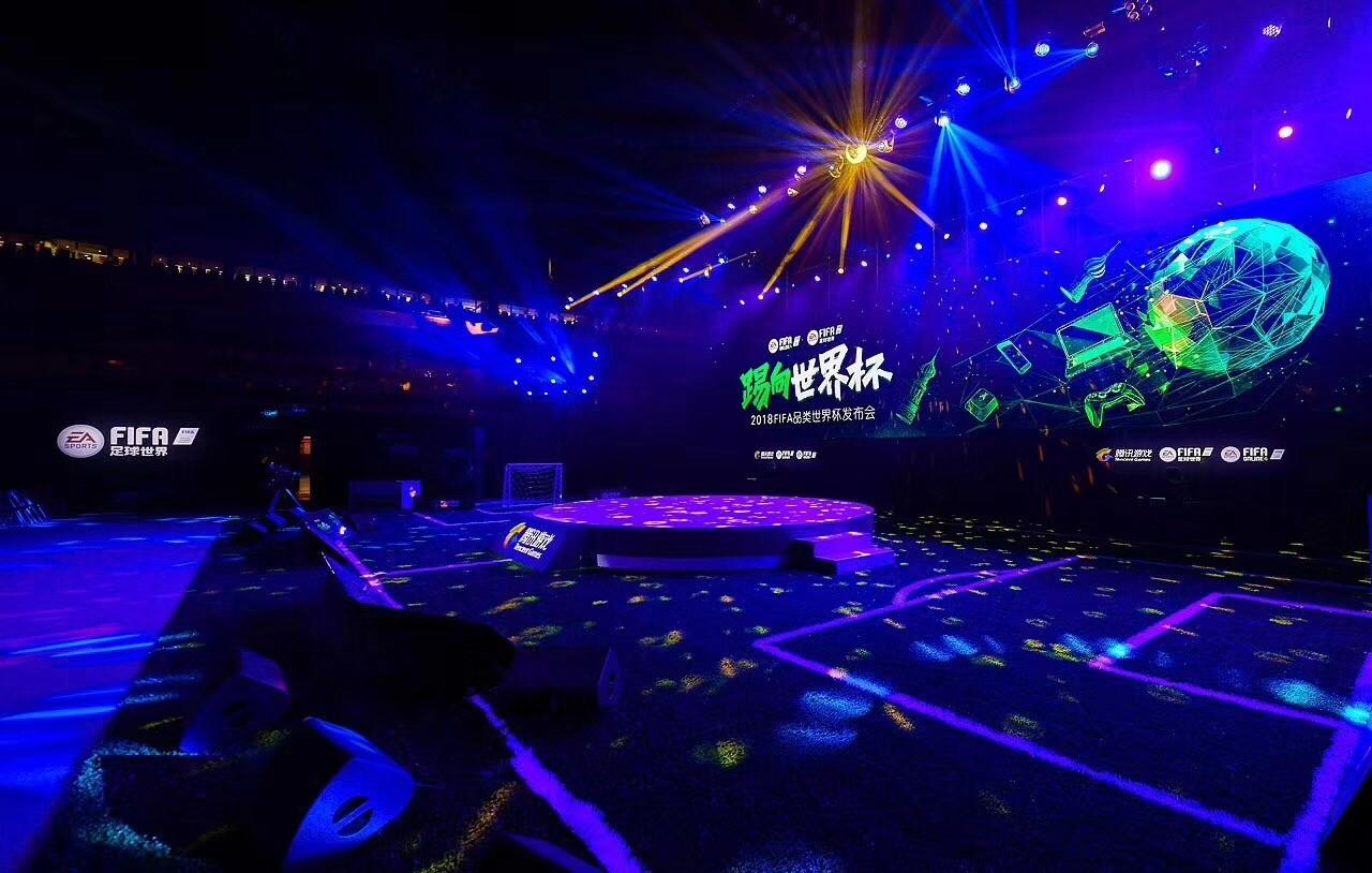 腾讯发布两款FIFA年度新作,打造体育IP深耕电竞领域