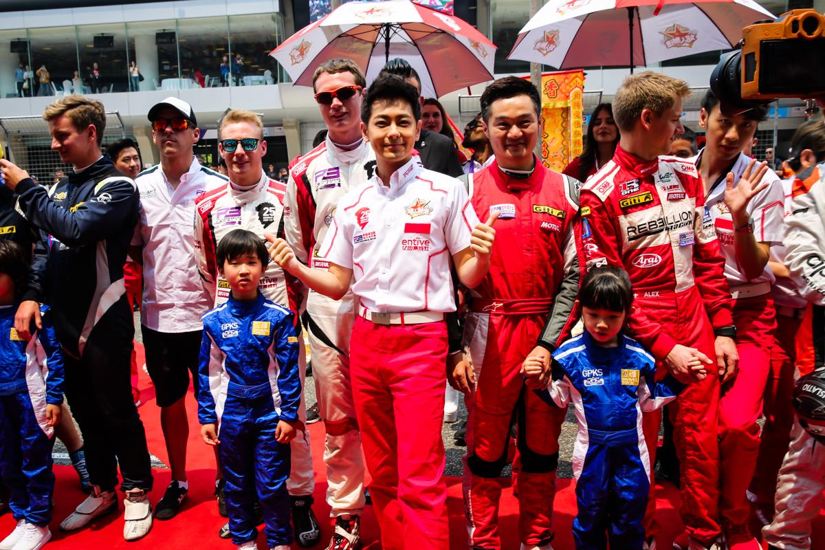 离林志颖10米,看一场CES中国原型车耐力赛是什么样的体验?