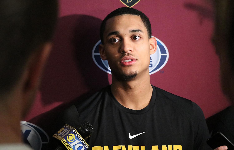 克拉克森:我需要找到节奏,感觉我的投篮会进的