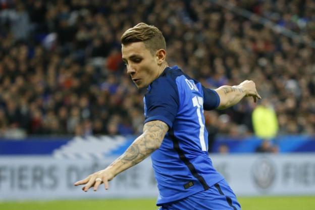 迪涅:法国队在世界杯上的目标是夺冠;我只关注自己的表现