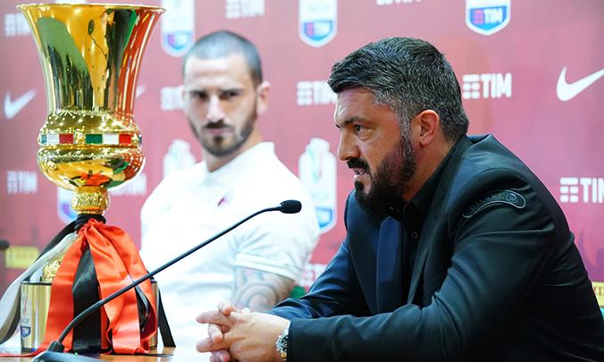 加图索:这就像世界杯,我执教生涯最重要之战