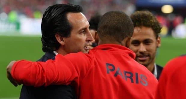 埃梅里:虽然在欧冠有遗憾,但我对巴黎这个赛季的表现满意