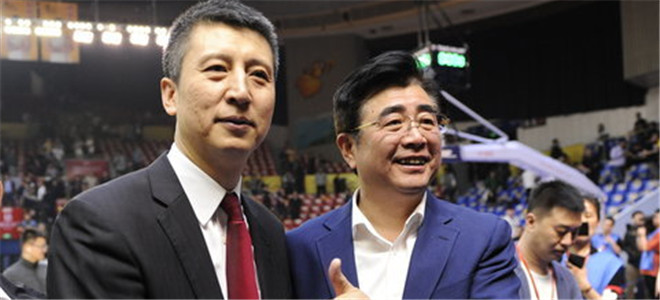 辽宁体育局:早已决定在辽篮新主场举办国家队赛事