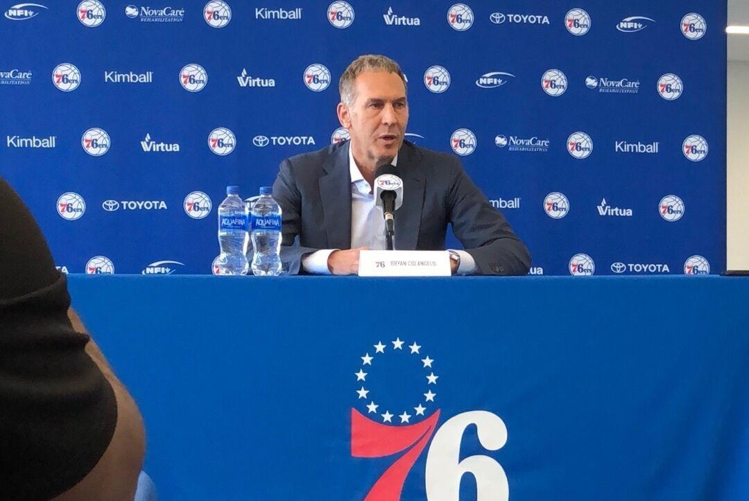 科兰杰洛:会执行麦康奈尔的球队选项,不后悔选富尔茨