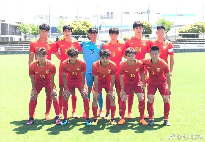 热身:申花7人首发,U19国青0-2不敌大阪樱花