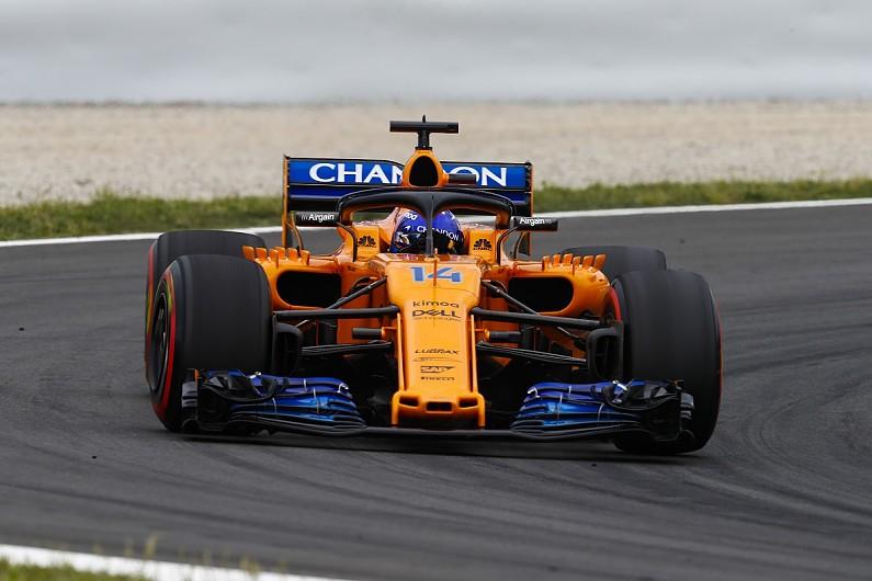 阿隆索警告迈凯轮:与Top3车队不在一个层次