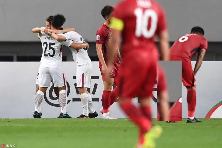 上港遗憾止步16强,创参赛亚冠3年来最差战绩