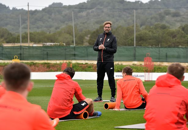 回声报:利物浦前往西班牙集训,备战欧冠决赛