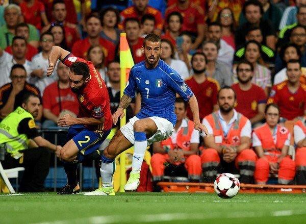 斯皮纳佐拉接受膝盖手术,大约缺阵4-6个月