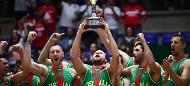 男篮红队将迎强敌,6月过招澳大利亚世预赛班底