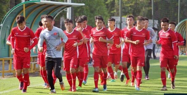 曝越南足协希望越南U19在恒大足校训练,已与对方接触