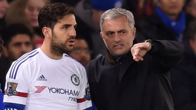 法布雷加斯:永远感谢穆帅;希望周末能拿下足总杯