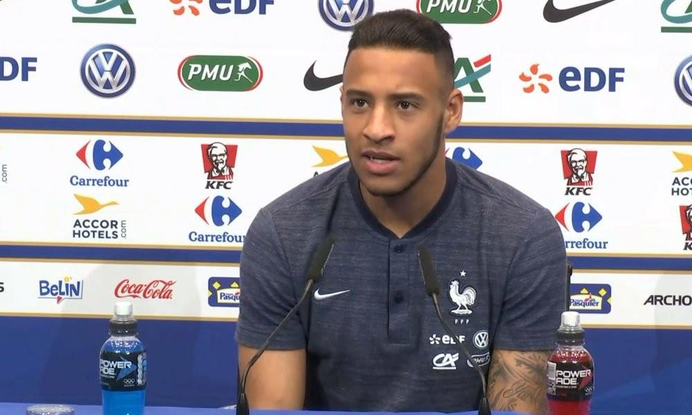 托利索:我的最后一传有待提高;目标是为法国队首发