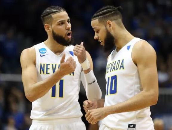 内华达大学马丁双胞胎兄弟将在今天决定是否退出选秀