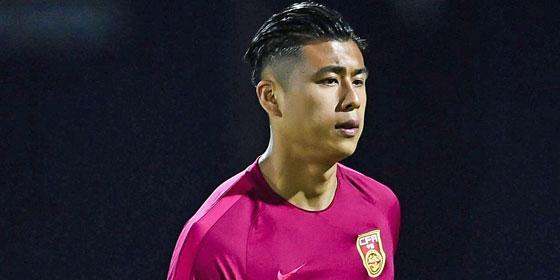 张玉宁:连续训练强度大,希望在重庆拿到比赛胜利